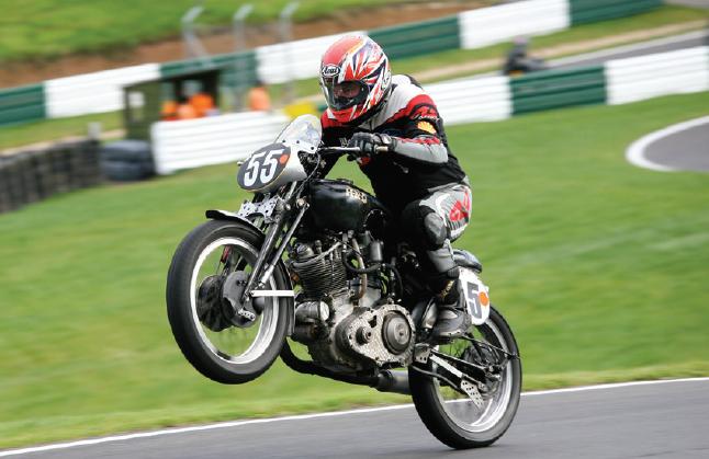 Racing Comet